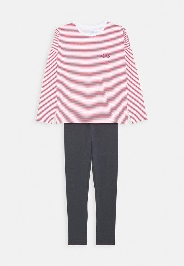 Pyjama - karmin