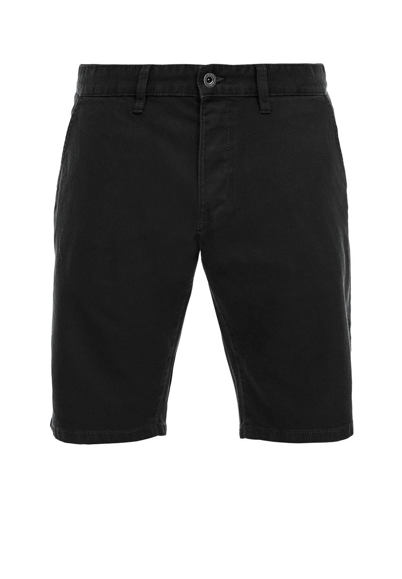 QS by s.Oliver - Shorts - dark grey