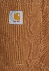 Carhartt WIP - FLINT FORD - Shortsit - rum rinsed - 2