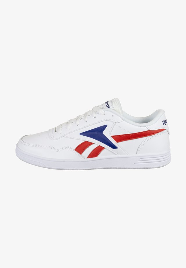 ROYAL - Baskets basses - white / instinct red / deep cobalt