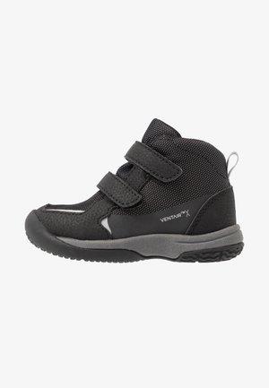 UNISEX - Trekingové boty - black