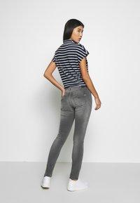 Replay - NEW LUZ - Jeans Skinny Fit - dark grey - 2