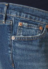 GAP Maternity - CHEEKY ATLANTIC - Jeans slim fit - dark indigo - 2