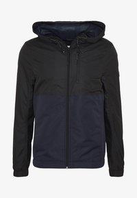 TOM TAILOR DENIM - CLEAN SUMMER JACKET - Summer jacket - black - 3