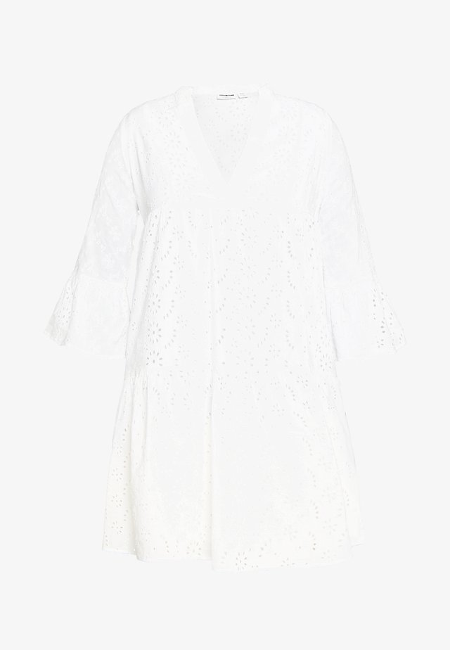 NMSELIN - Day dress - bright white