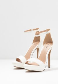 Call it Spring - WESTKAAP - High heeled sandals - white - 4