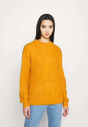 VMPRESLEYALPINE - Jumper - sunflower