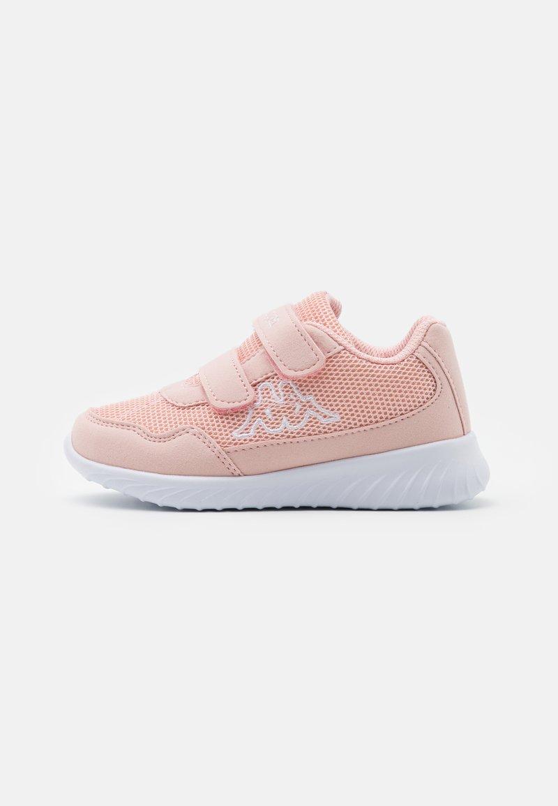 Kappa - UNISEX - Sportovní boty - dark rosé/white