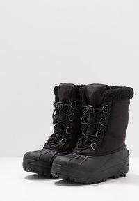 Sorel - CUMBERLAN - Winter boots - black - 3
