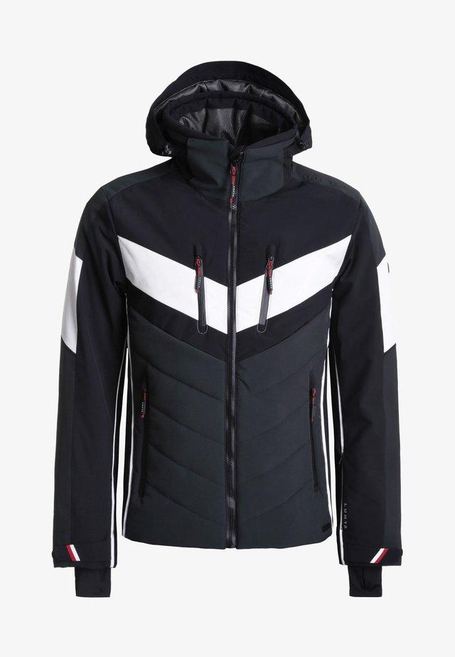 HAUKANMAA  - Winter jacket - antikgrün