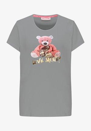 Print T-shirt - iron