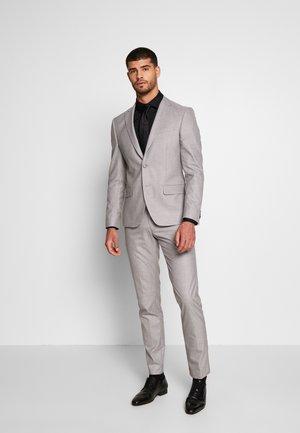 DREJER JEPSEN SUIT - Oblek - light grey