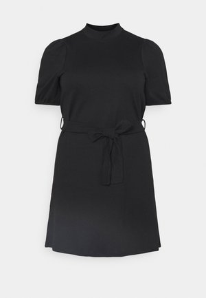 VMFOREST DRESS - Jerseykjoler - black