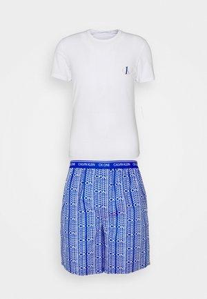 ONE SET  - Pyjama set - blue
