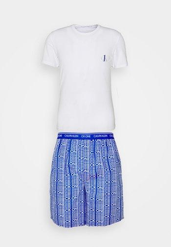 ONE SET  - Pyžamová sada - blue