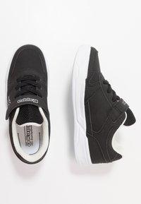 Kappa - DALTON ICE - Sports shoes - black/white - 0