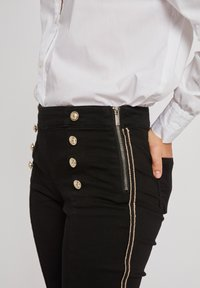 Morgan - Slim fit jeans - black - 3