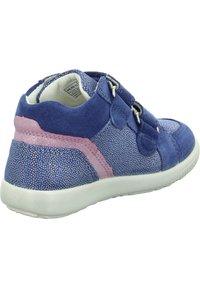 Superfit - Touch-strap shoes - blau/rosa - 2