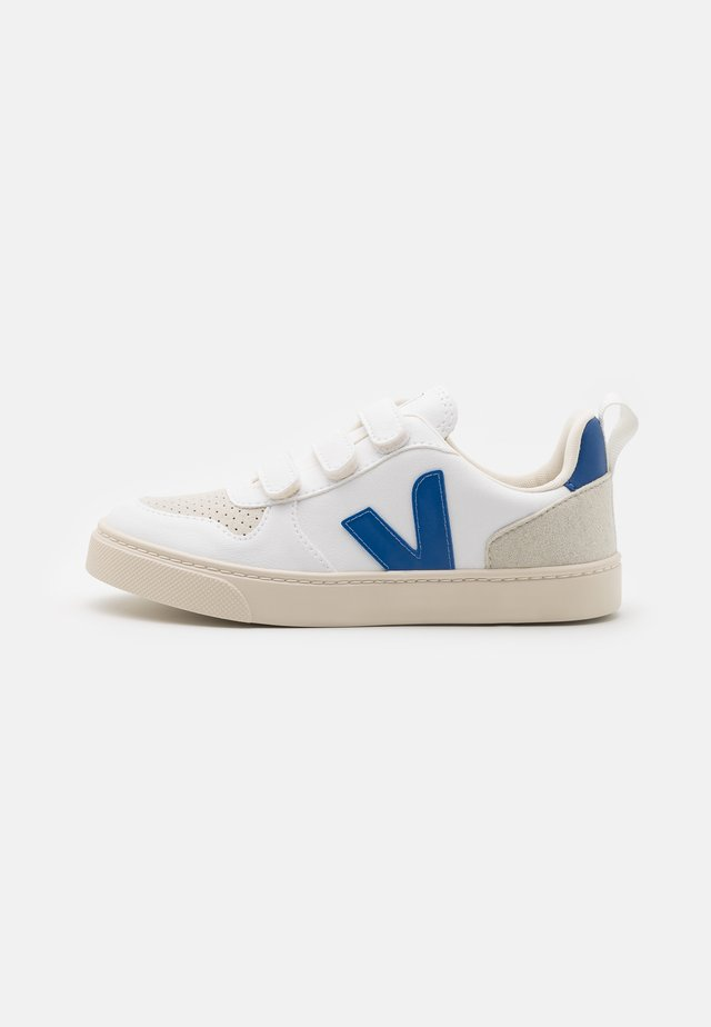 SMALL V-10 UNISEX - Baskets basses - white/indigo