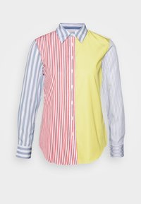 JAMELKO LONG SLEEVE - Button-down blouse - multi coloured