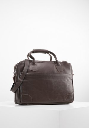 NANO BIG ZIP - Notebooktasche - brown