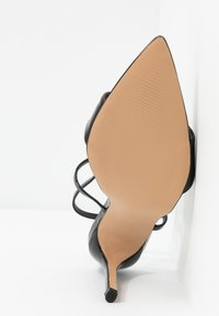 BEBO - SKITTLE - Sandaler med høye hæler - black - 6