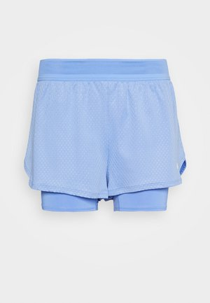 DRY SHORT - Pantalón corto de deporte - royal pulse/white