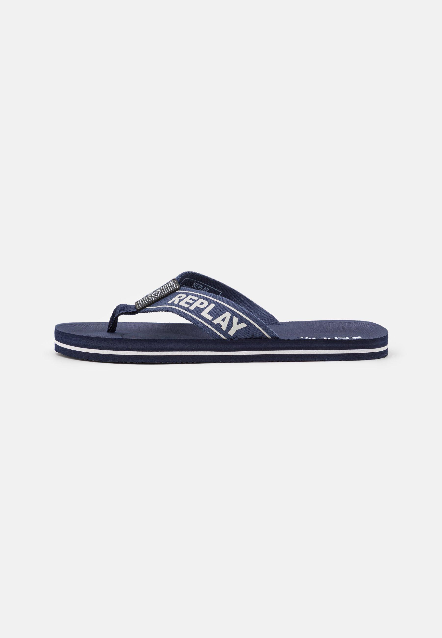 Men MONTEREY - T-bar sandals