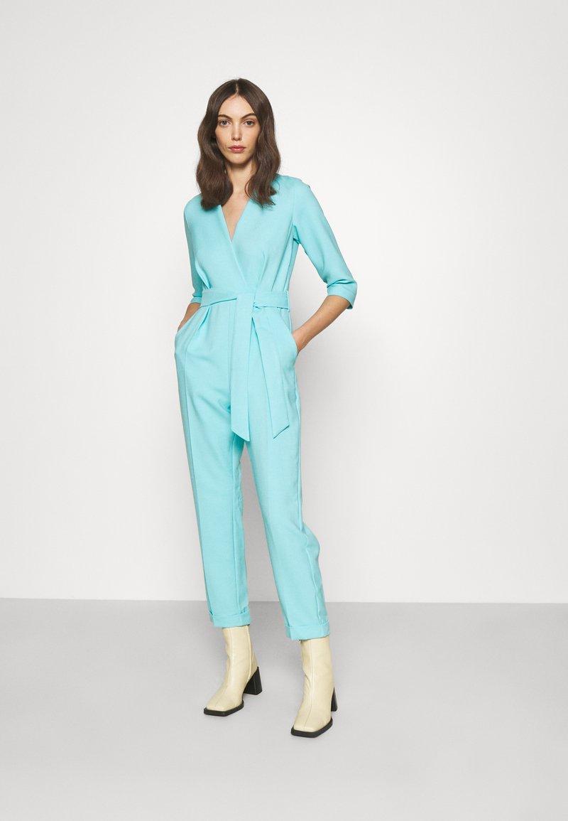 Closet - CROSS OVER - Jumpsuit - blue