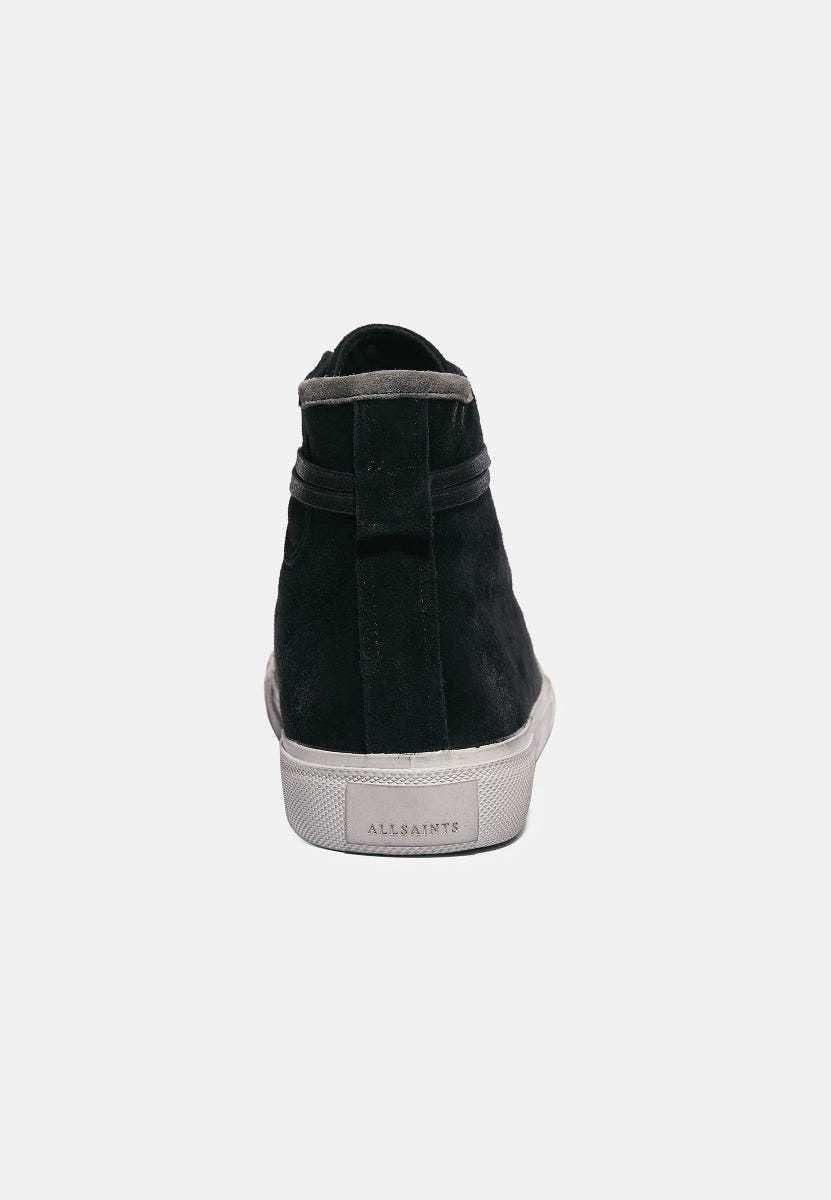AllSaints DUMONT - Sneaker high - black/schwarz - Herrenschuhe msiXd