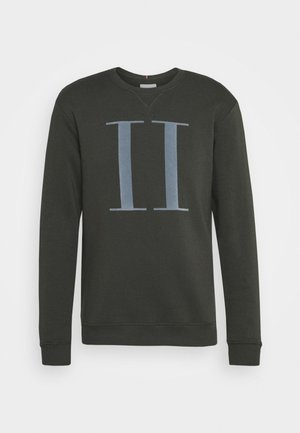 ENCORE - Sweatshirt - deep forrest/sleet grey