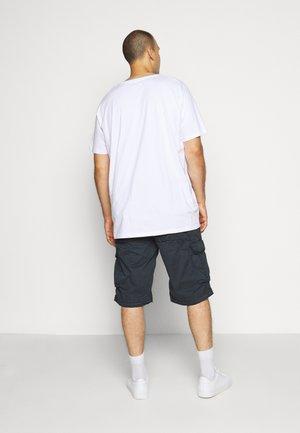 DURRAS PLUS - Cargo trousers - navy