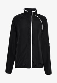 ONLY PLAY Tall - ONPPERFORMANCE RUN JACKET - Chaqueta de entrenamiento - black - 5