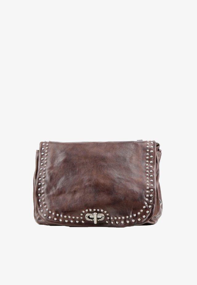 Handbag - fondente