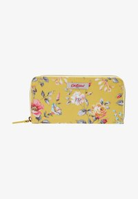 Cath Kidston - CONTINENTAL ZIP WALLET - Portefeuille - yellow - 1
