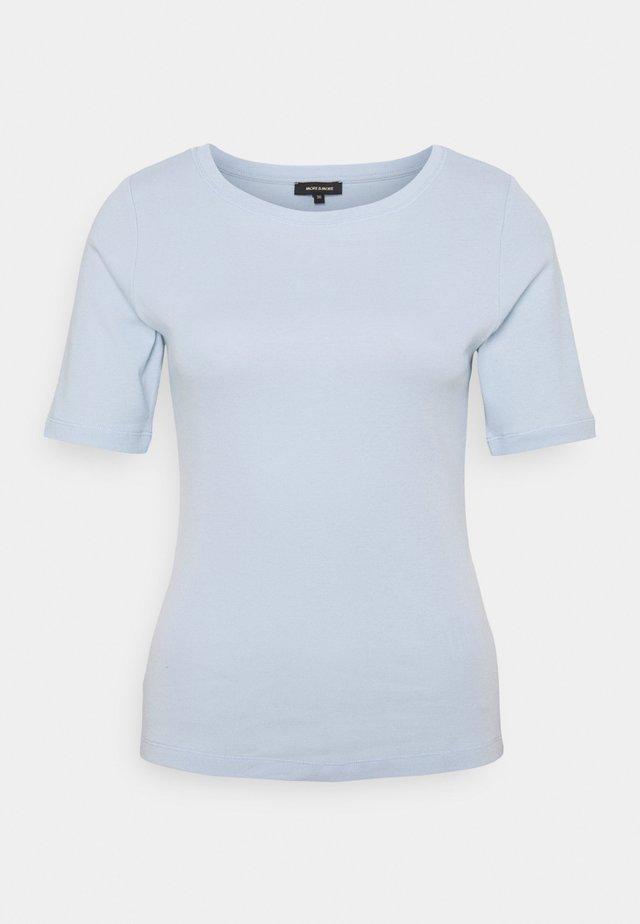T-shirt basic - soft blue