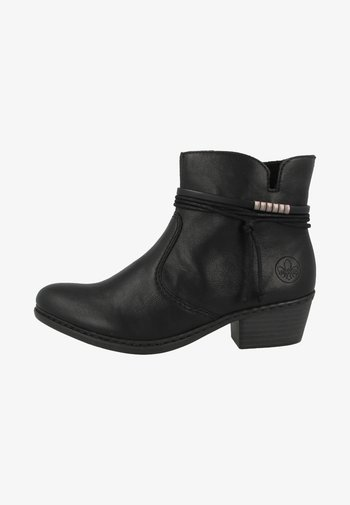 KUWAIT MIRROR - Classic ankle boots - black