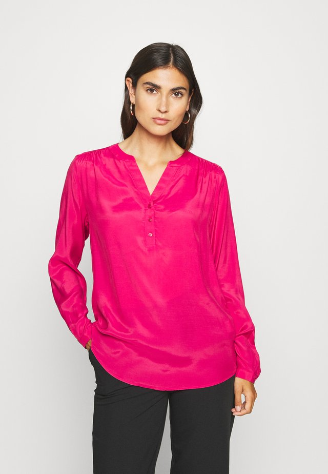 REGULAR FIT - Blouse - red