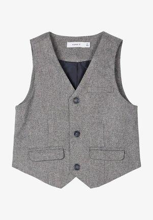 Chaleco de traje - grey melange