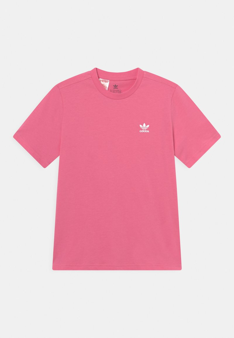 adidas Originals - TEE UNISEX - Camiseta básica - rose tone/white
