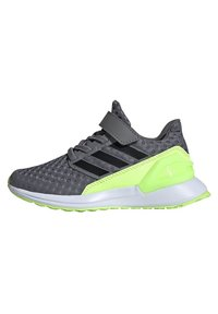 adidas Performance - RAPIDARUN SHOES - Sports shoes - grey - 0