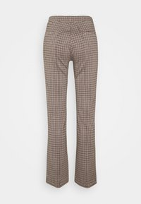 Part Two - PONTAS - Trousers - brown - 1