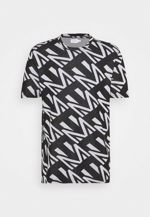 CLASSIC TEE - T-shirt con stampa - black