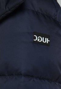 HUGO - FLEURIS - Winter coat - open blue - 8