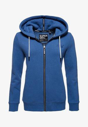 ELITE ZIPHOOD - Zip-up hoodie - blue