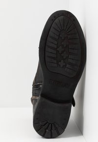 Replay - BEDFORD - Cowboy/biker ankle boot - stone - 8
