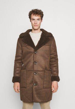 HARRY STYLES COAT - Klasický kabát - dark pewter
