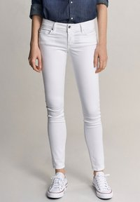 Salsa - Slim fit jeans - white - 0