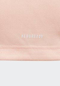 adidas Performance - AEROREADY T-SHIRT - Camiseta estampada - pink - 4