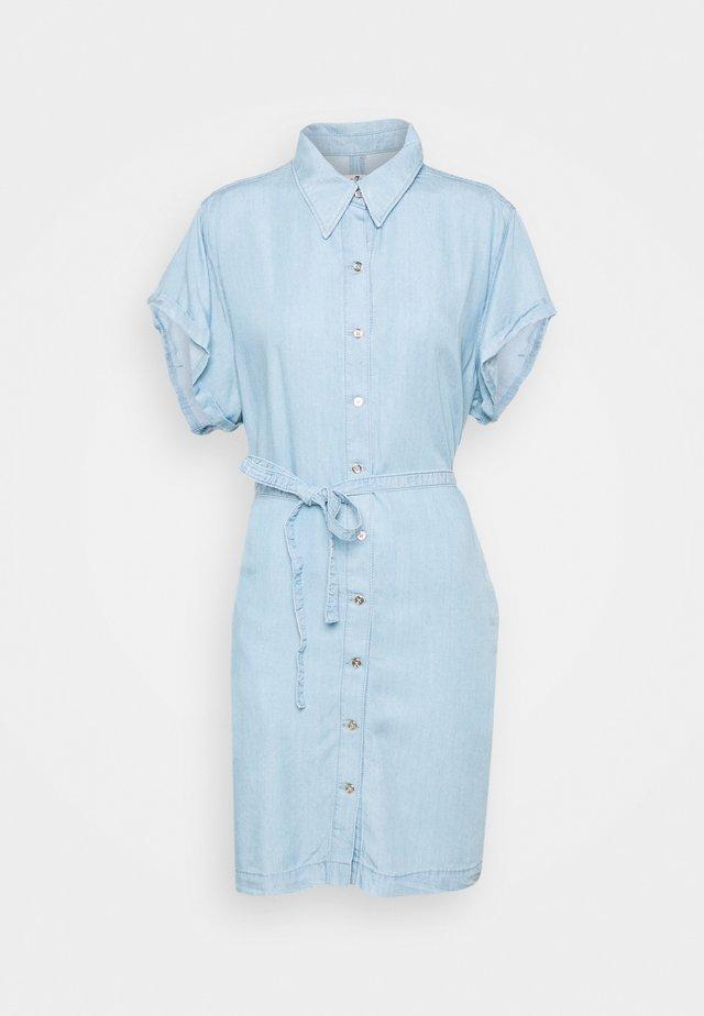 ANETT DRESS DEL MAR - Robe chemise - light blue